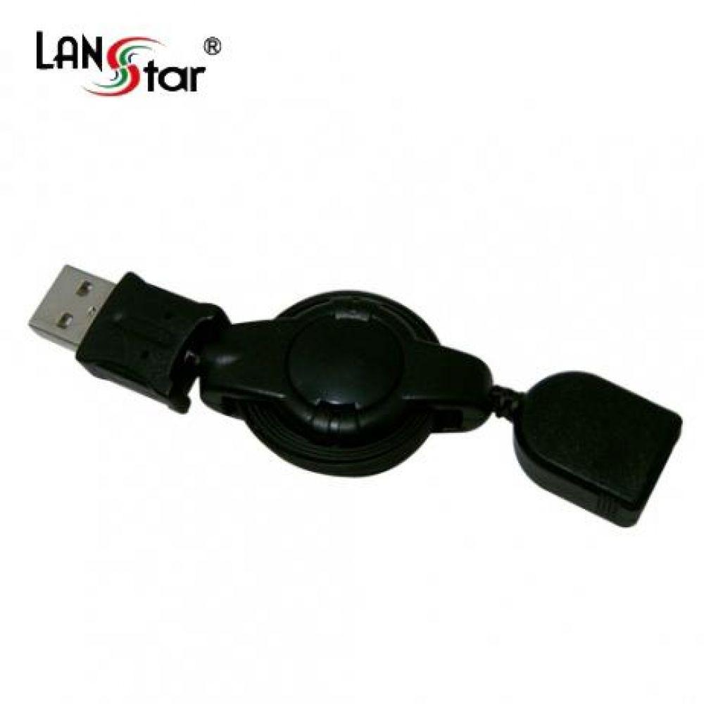 자동감김케이블 USB2.0 연장 AM-A F 0.7M 컴퓨터용품 PC용품 컴퓨터악세사리 컴퓨터주변용품 네트워크용품