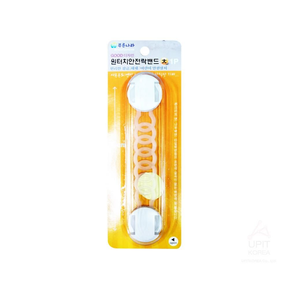 원터치안전락밴드대 1P_2030 생활용품 가정잡화 집안용품 생활잡화 잡화