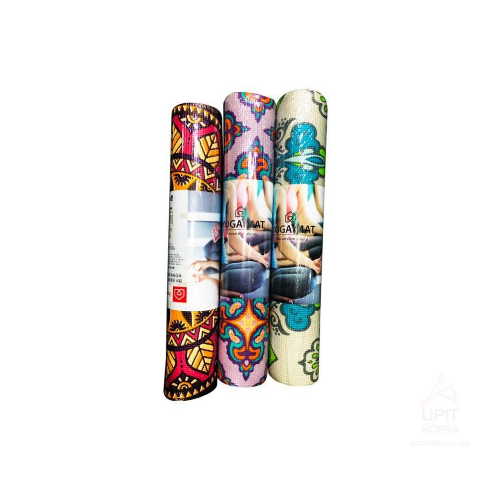 PVC요가매트(무늬)_2477 생활용품 가정잡화 집안용품 생활잡화 잡화