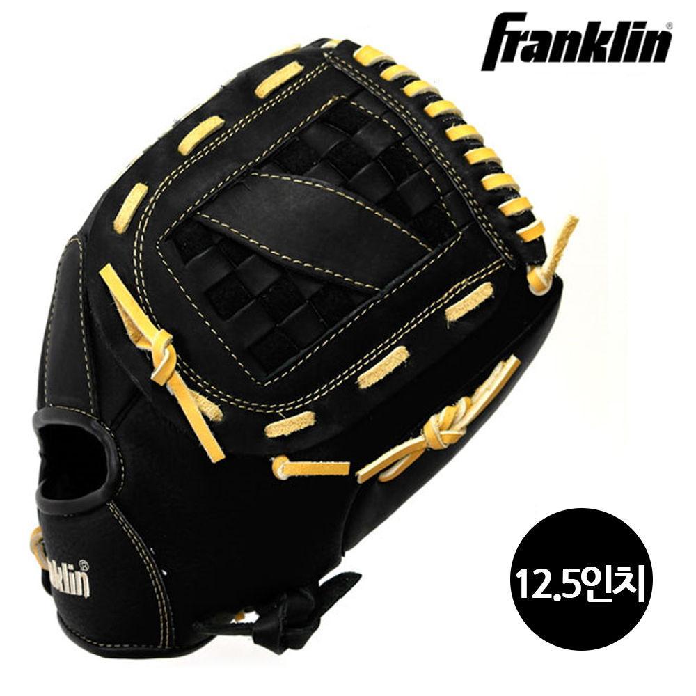 프랭클린 PRO FLEX HYBRID 소가죽 글러브 (4113) (12.5in) (우투용) 야구공가방 야구공 볼가방 볼 공가방