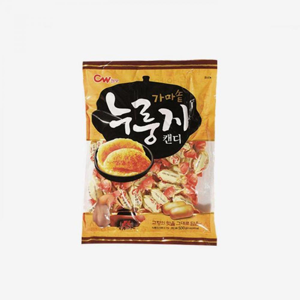 청우 누룽지 캔디 450g 1박스 청우식품 간식 주전부리 스낵 과자 캔디 누룽지사탕