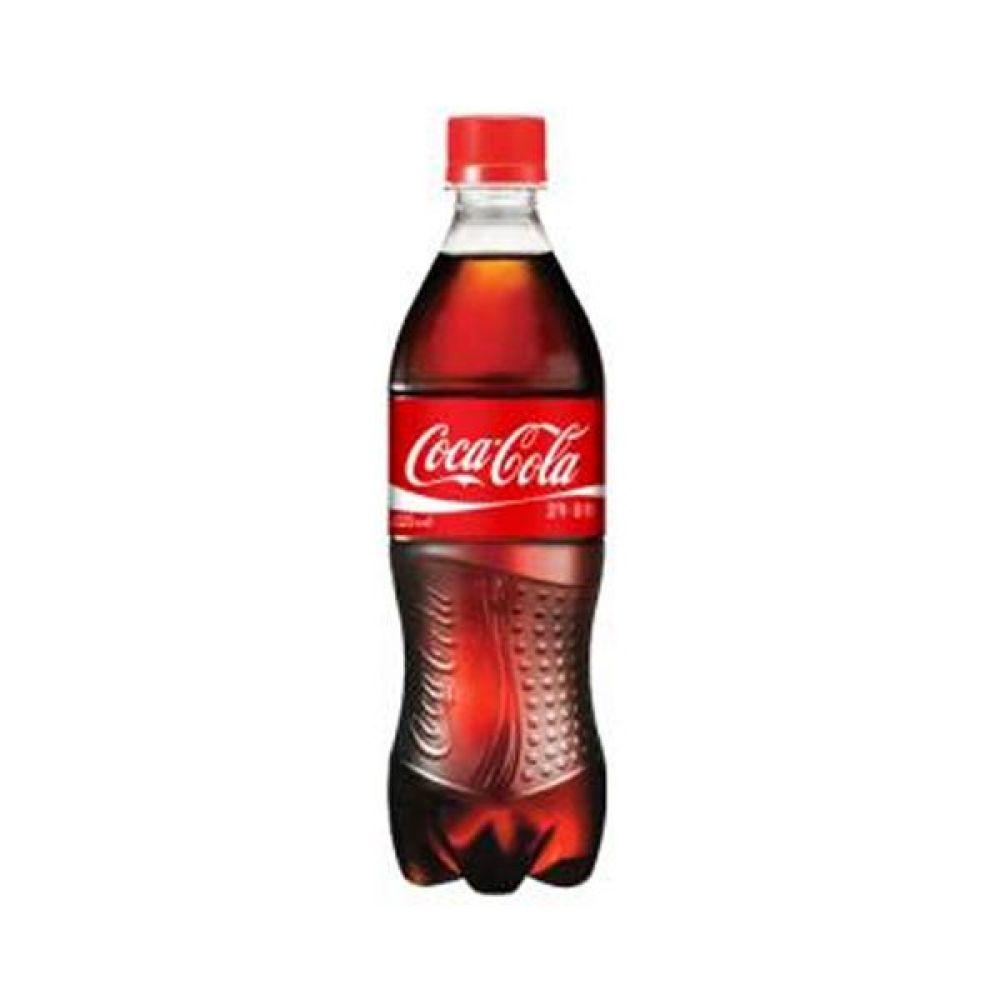 (탄산음료) 코카콜라 500ml x 18페트 믿을 수 있는 정품 정량 음료 음료수 음료수도매 콜라 코카콜라