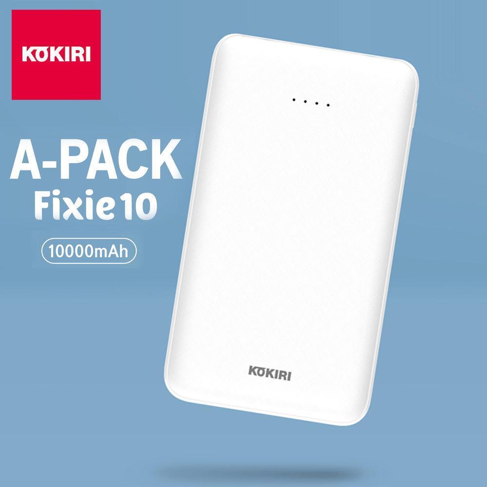 LS100 A팩 화이트 10000mAh 보조배터리 픽시5 밧데리 밧데리 보조 스마트폰 핸드폰 배터리