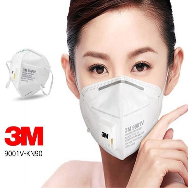 몽동닷컴 3M 고성능 정전필터 3D 입체형 마스크 KN90급형 (25매) 1갑 (9001V-KN90) 마스크 일회용마스크 위생마스크 1회용마스크 위생용품
