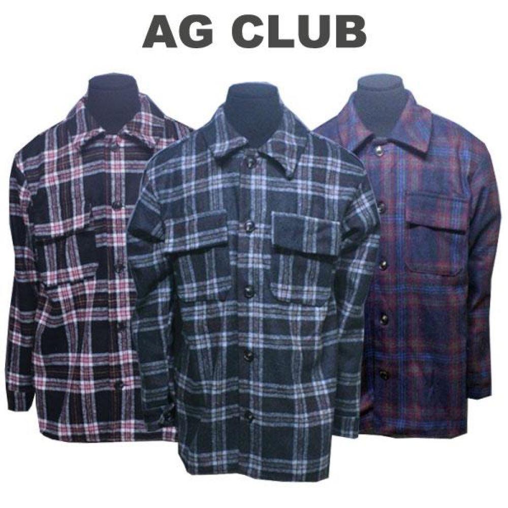 fn 오버핏 울체크 셔츠 R2 체크셔츠 울셔츠 Y셔츠 남자셔츠 남성셔츠