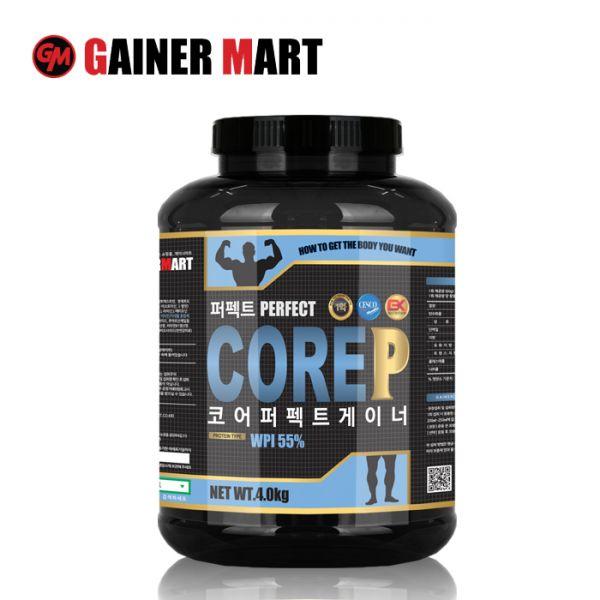 [게이너마트] 코어P(퍼펙트) 게이너 4KG 보충제 게이너마트 단백질 쉐이크 운동