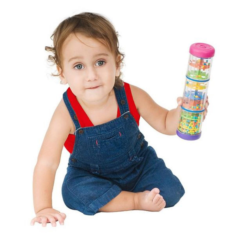 할릴릿 레인메이커(중) MP200 유아 감성발달 장난감 악기놀이 오감발달 유아장난감 유아감성발달 딸랑이 소리나는장난감