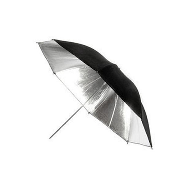 호루스벤누 스튜디오용 우산 UR-85 실버/블랙 (85cm/엄브렐러/조명촬영용) 스튜디오조명 스튜디오반사판 촬영용우산 촬영용엄브렐러 프로필촬영