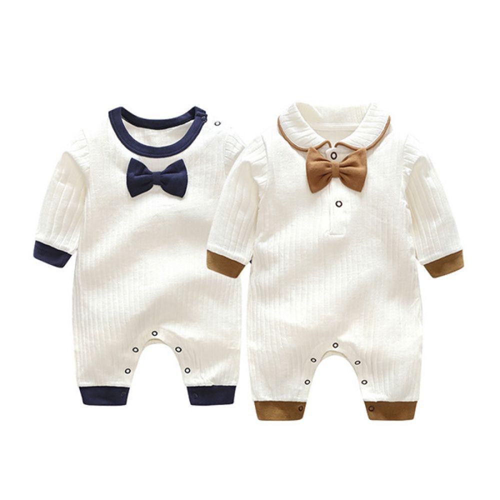 리본 골지 우주복 (0-18개월) 203615 아기우주복 유아우주복 신생아옷 신생아우주복 아기옷 유아옷 아기외출복 유아외출복 신생아외출복 우주복
