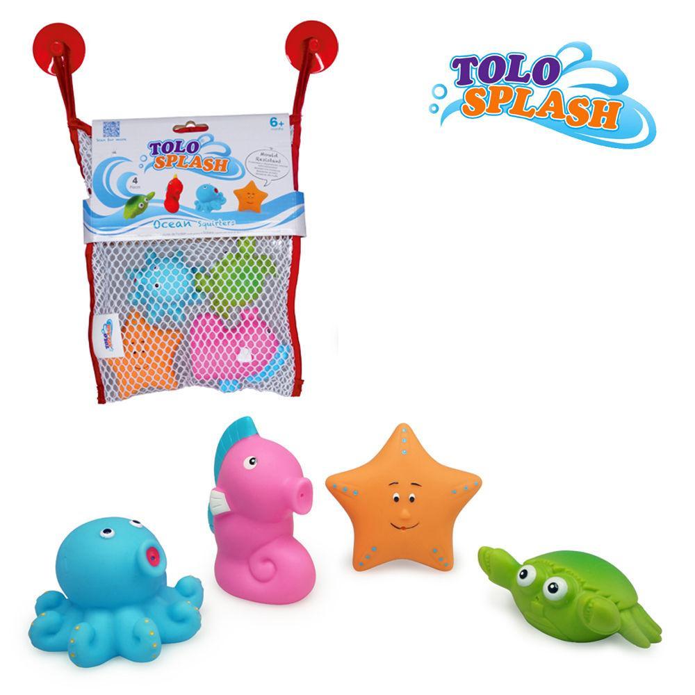 톨로(스플래시) 오션 스쿼터 (50404) 목욕완구 장난감 목욕놀이 유아완구 아기완구
