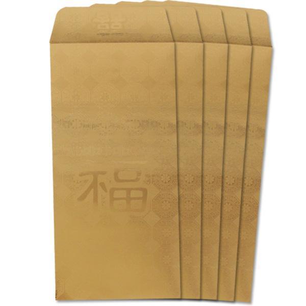 용돈봉투(5매입) 세배돈봉투 돈봉투 편지봉투 다용도봉투 설날봉투