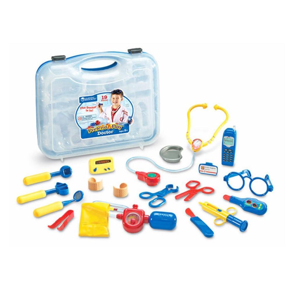 조카 유아 장난감 역할 병원 놀이 세트 어린이날 선물 완구 어린이집 유아원 초등학교 장난감