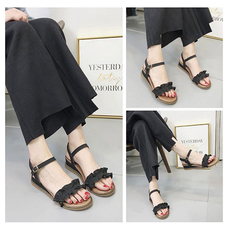 여성 데일리 메리제인 키높이 샌들 블랙 wd05210 여자신발 여성신발 패션화 패션신발 샌들