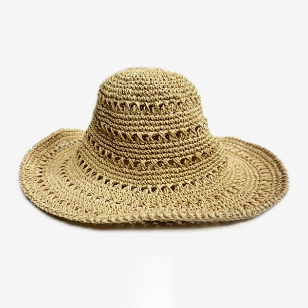 HAT 플레인 버킷햇 밀짚모자 벙거지 챙모자 여행 플레인 버킷햇 햇 모자 바캉스모자 벙거지 지사모자 조개챙모자 여행