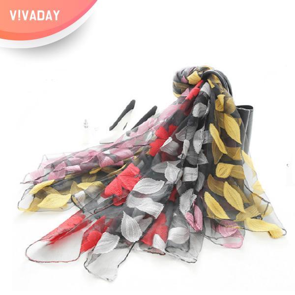 VIVA-K38 하늘하늘 스카프 스카프 머플러 여성머플러 여자머플러 여자스카프 가을스카프 패션소품 겨울스카프 잡화 목도리 가을머플러 겨울머플러