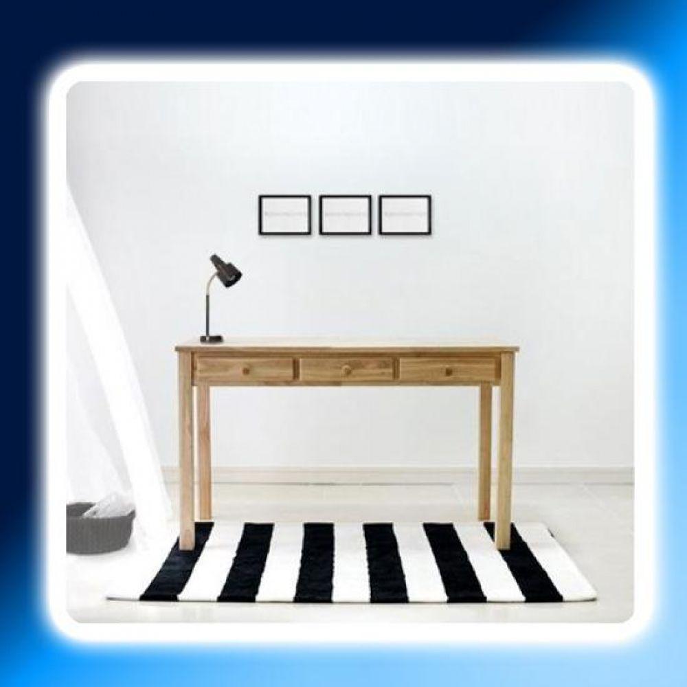 벤트리 원목 뉴 서랍테이블 120 원목테이블 테이블 거실테이블 다용도테이블 테이블