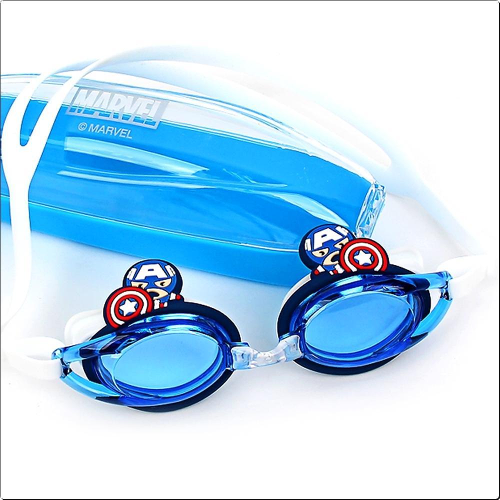 캡틴아메리카 물안경 (안티포그아동수경)(748616) 캐릭터 캐릭터상품 생활잡화 잡화 유아용품