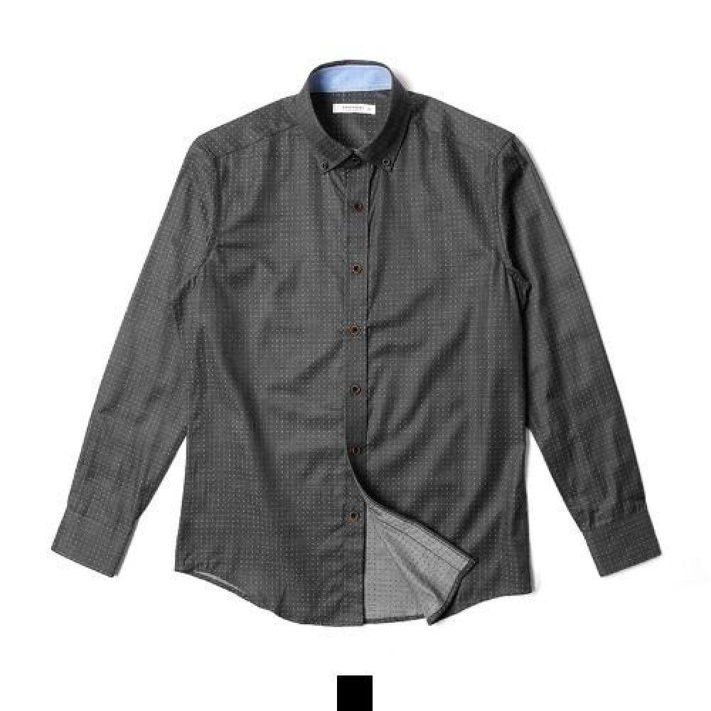 도트 블랙 남자셔츠 남자와이셔츠 와이셔츠 남자셔츠 옥스포드셔츠 남성셔츠 남자정장셔츠 정장와이셔츠 빅사이즈셔츠 화이트셔츠 블랙셔츠 슬림핏셔츠 무지셔츠 심플셔츠 남자체크셔츠 남자스트라이프셔츠