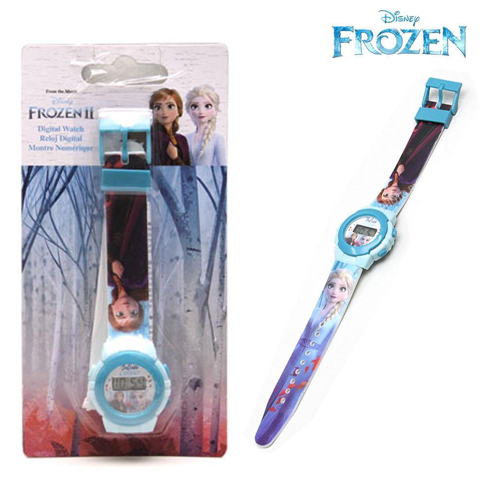 가이아 겨울왕국2 디지털 손목 시계 1판 (6개입) 아동시계 어린이 시계 캐릭터 손목시계