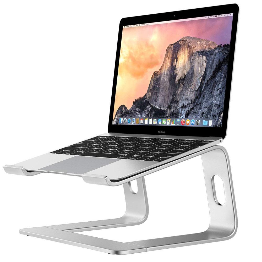 아이존아이앤디 EZ NFS2 노트북 알루미늄 받침대 노트북거치대 노트북스탠드 알루미늄거치대 알루미늄스탠드 스탠드거치대