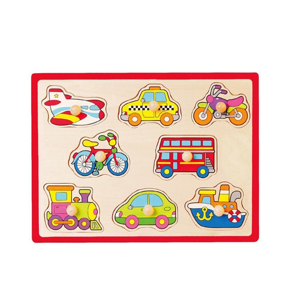 선물 유아 어린이 놀이 꼭지 퍼즐 교통 아이 장난감 퍼즐 블록 블럭 장난감 유아블럭