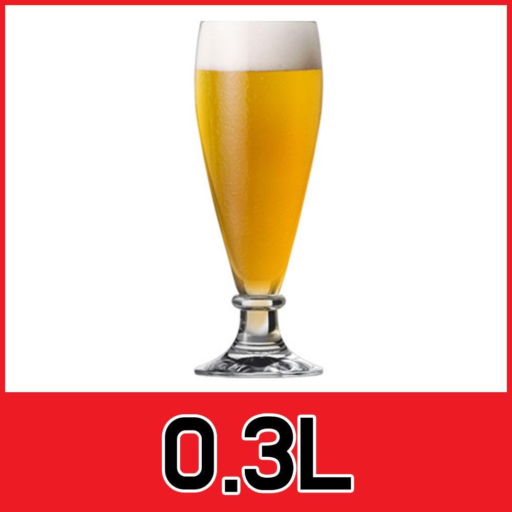 맥주잔 브루셀 필스너 0.3L 1P 포도주 와인용품 소믈리에 와인병 와인바