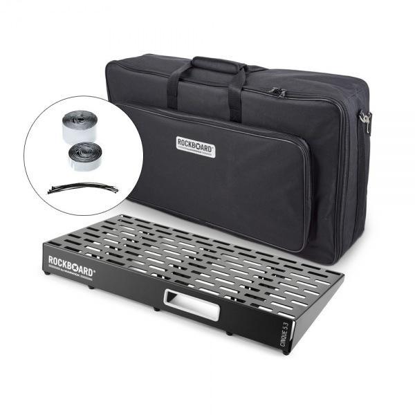 이펙터 소프트케이스 5.3 페달보드 RockBoard Gig Bag 이펙터케이스 페달보드케이스 이펙터가방 페달케이스 페달보드 이펙터페달보드
