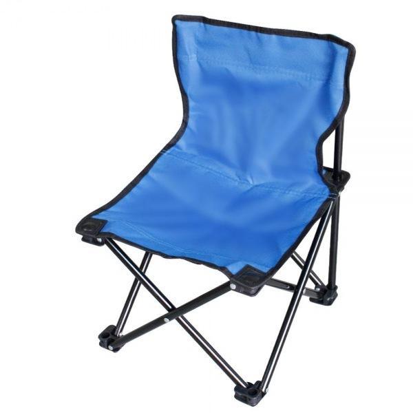 캠핑의자 블루