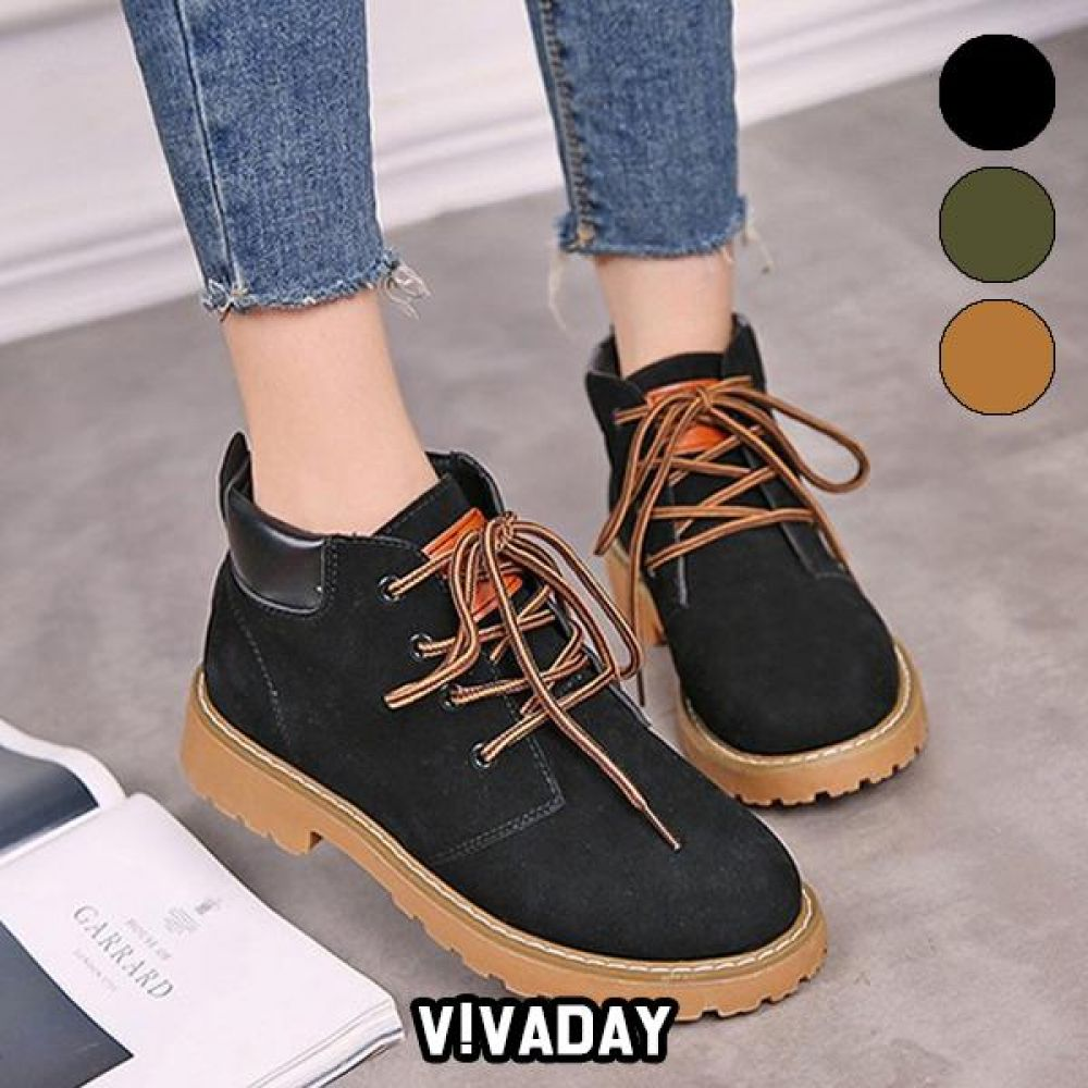 VIDS-SS290 스웨이드워커 스니커즈 로퍼 플랫 단화 운동화 데일리운동화 패션운동화 모카신 방한화 겨울신발