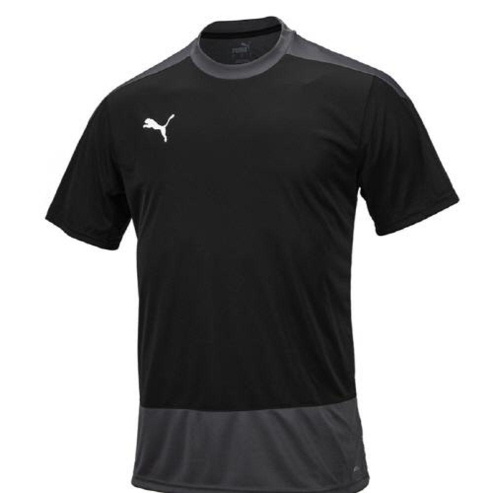 푸마 팀골23 트레이닝 반팔티셔츠 블랙 푸마티셔츠 트레이닝티셔츠 스포츠티셔츠 운동티셔츠 스포츠반팔티셔츠