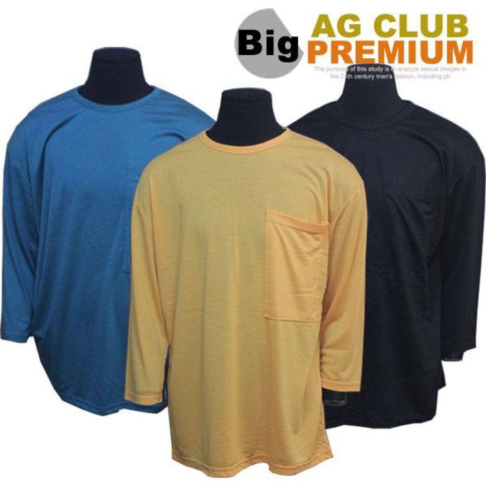 빅사이즈 컬러 티셔츠 BRW 빅사이즈 티셔츠 큰옷 반팔티 빅사이즈티