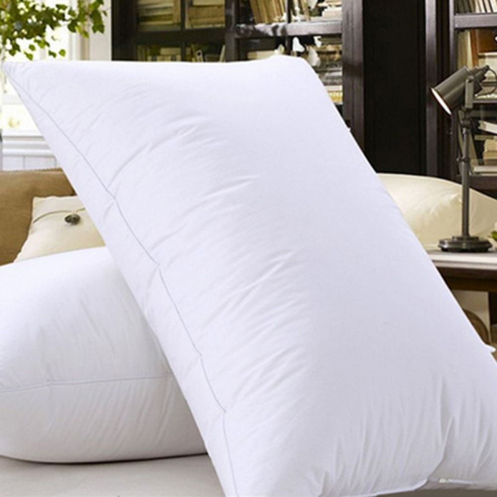 호텔식순면솜베개 베게 화이트 침구 잠자리 순면 베개 화이트 침구 잠자리 순면