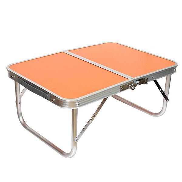 몽동닷컴 접이식좌식테이블 오렌지 테이블 접이식테이블 캠핑테이블 야외테이블 휴대용테이블
