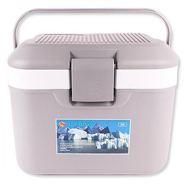 노스폴 아이스박스(22L)400x280x330mm 아이스팩 보냉가방 보냉백 쿨러백 아이스팩 냉장고가방