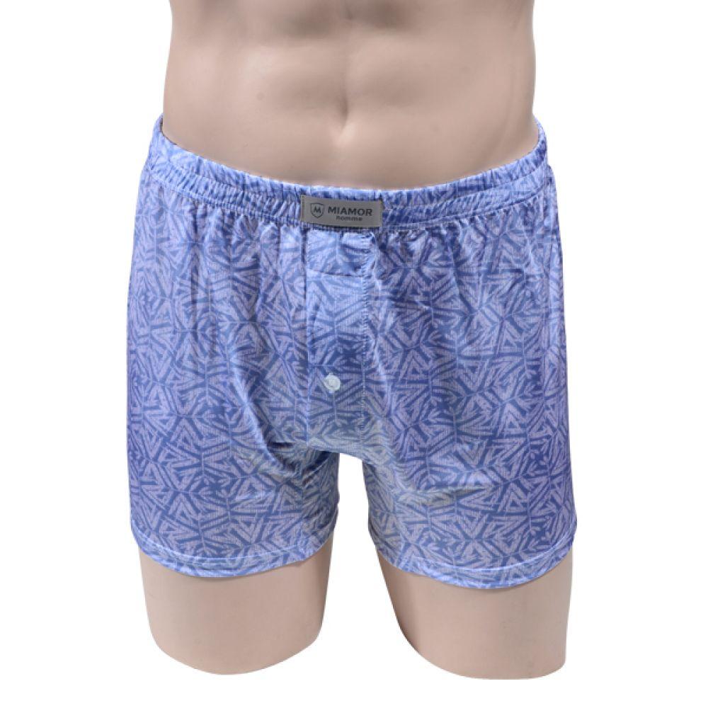 (보신각)(551)인견원단 냉장고 블루 핑크 트렁크 트렁크 남자속옷 남성속옷 인견팬티 속옷