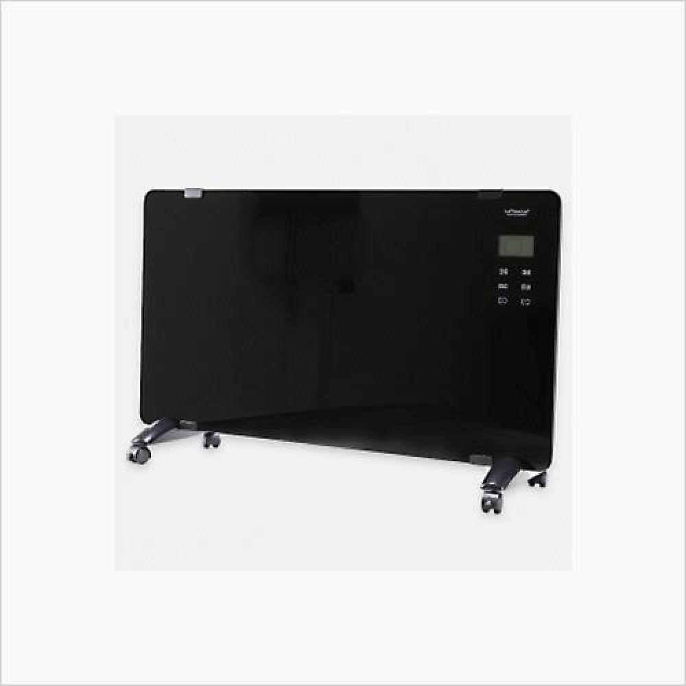 스탠드 벽걸이 겸용 글라스 전기히터 컨벡터 히터 열풍기 전기스토브 열풍기 방한용품 전기히터