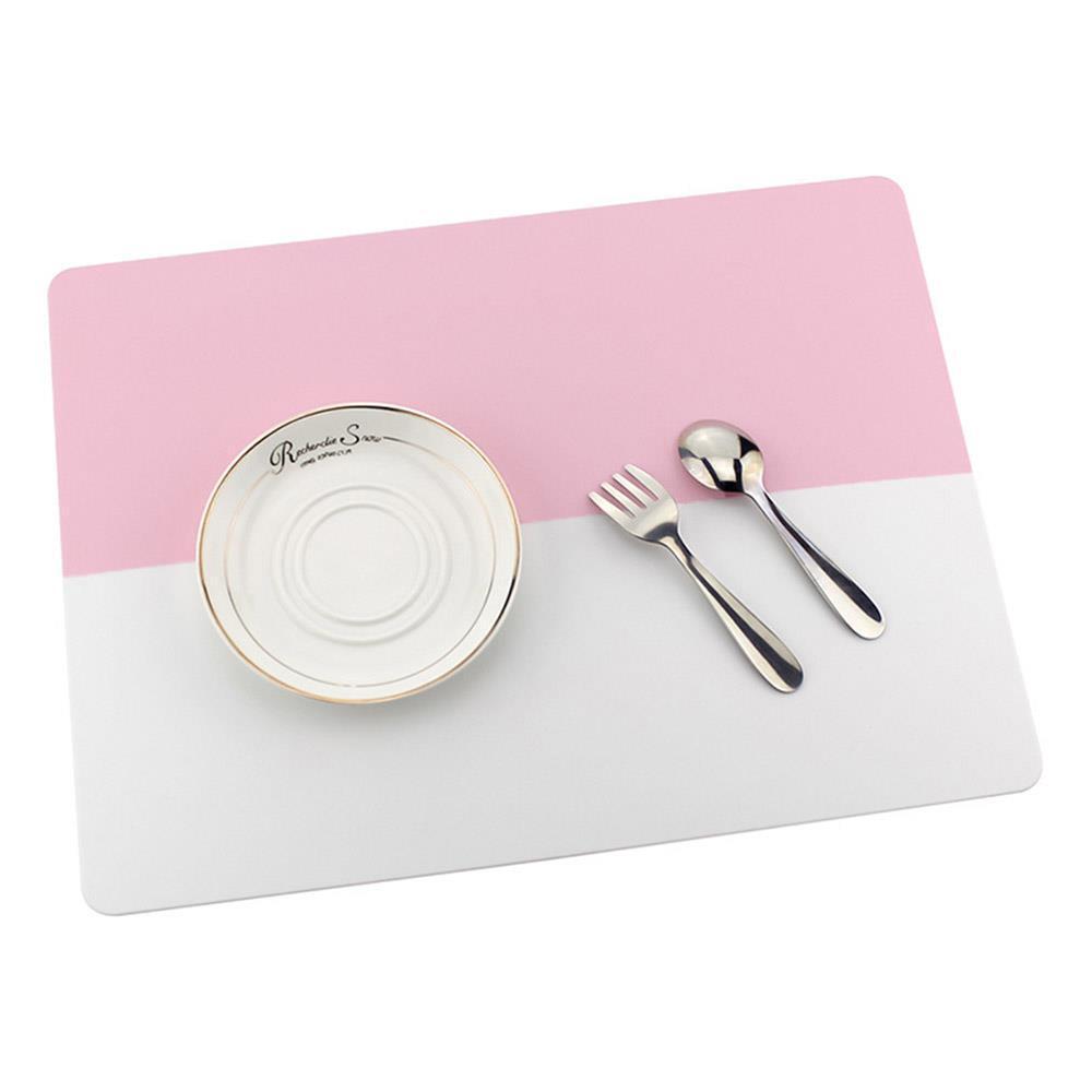식탁매트 핑크 실리콘 식탁테이블매트 실리콘식탁매트 실리콘매트 실리콘식탁매트 실리콘테이블매트 식탁테이블매트 주방용품