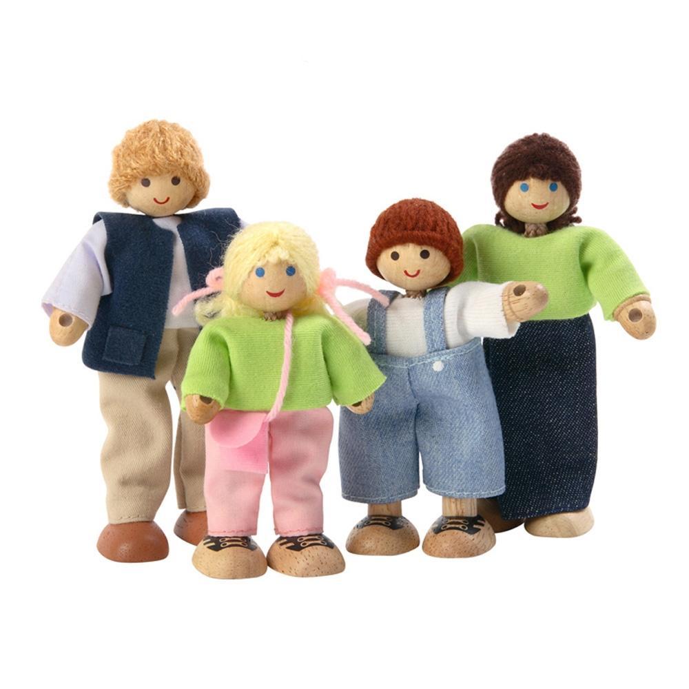 선물 5살 6살 장난감 소꼽놀이 관절인형 가족세트1 장난감 3살장난감 4살장난감 5살장난감 5세장난감