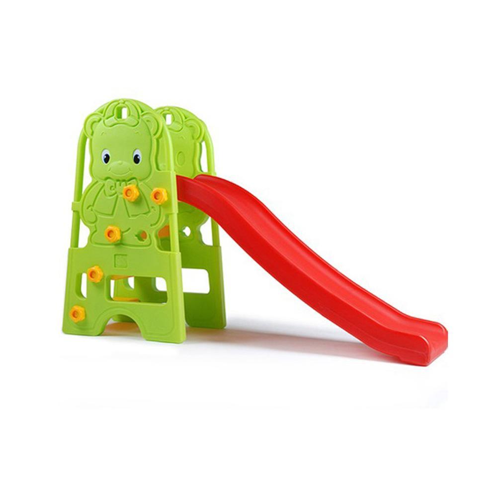 어린이집 아이 유아 장난감 꼬마곰 미끄럼틀 유아원 유아원 장난감 3살장난감 4살장난감 5살장난감