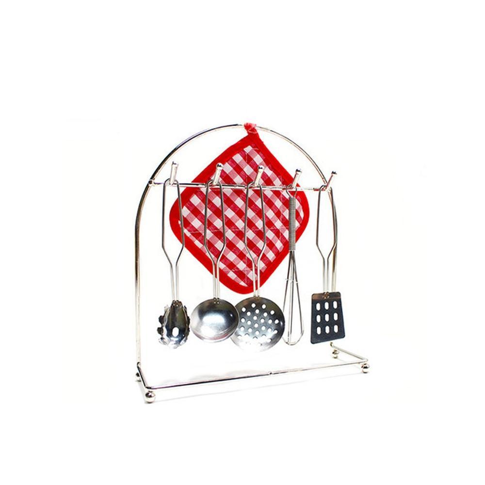 어린이날 어린이집 놀이 교구 스텐 조리 기구세트 완구 어린이집 유아원 초등학교 장난감