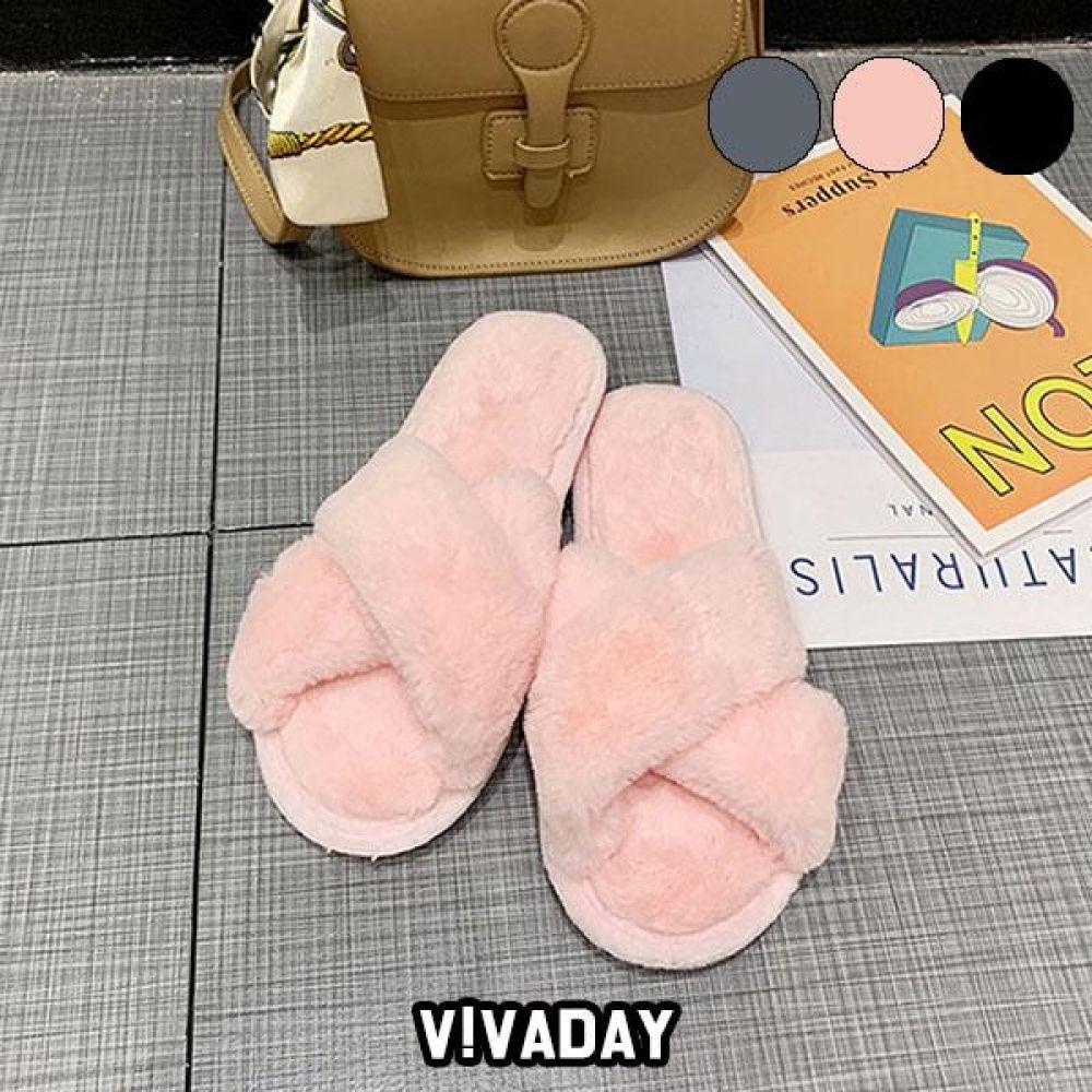 VIDS-SS239 털엑스슬리퍼 스니커즈 로퍼 플랫 단화 운동화 데일리운동화 패션운동화 모카신 방한화 겨울신발
