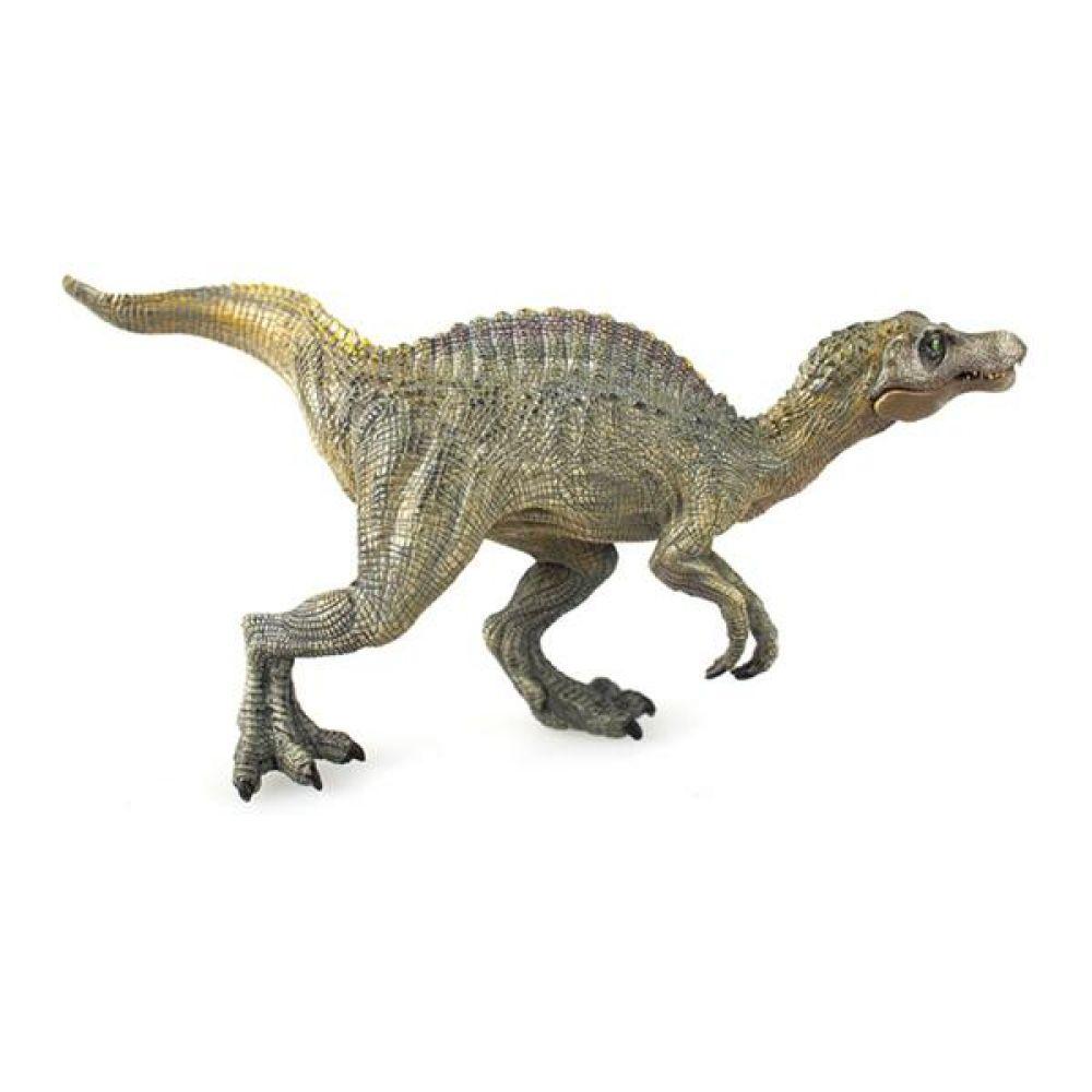 파포 공룡모형완구 아기스피노사우루스(55065) 피규어 동물모형 피규어 공룡고래모형 공룡피규어 공룡학습 어린이완구 브라운티렉스
