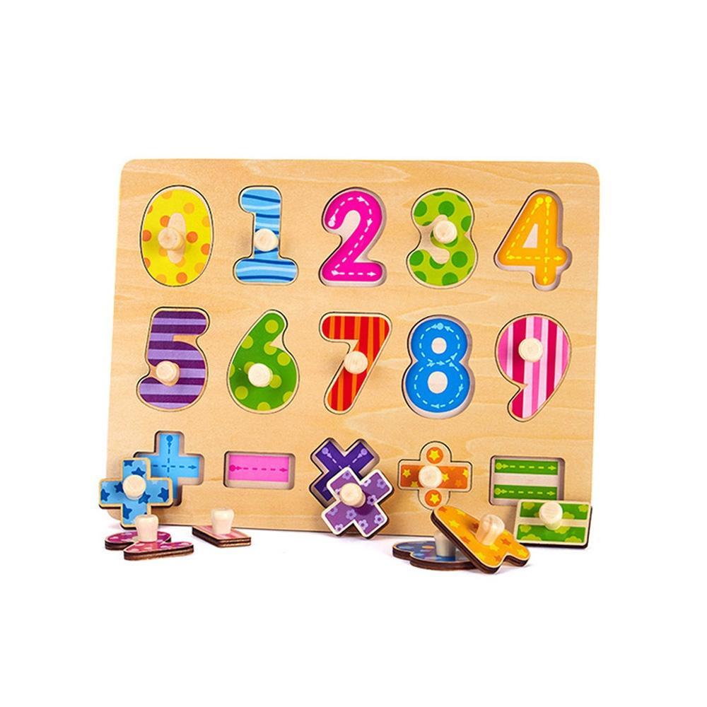 선물 유아 학습 아동 놀이 숫자꼭지 퍼즐 아이 장난감 퍼즐 블록 블럭 장난감 유아블럭