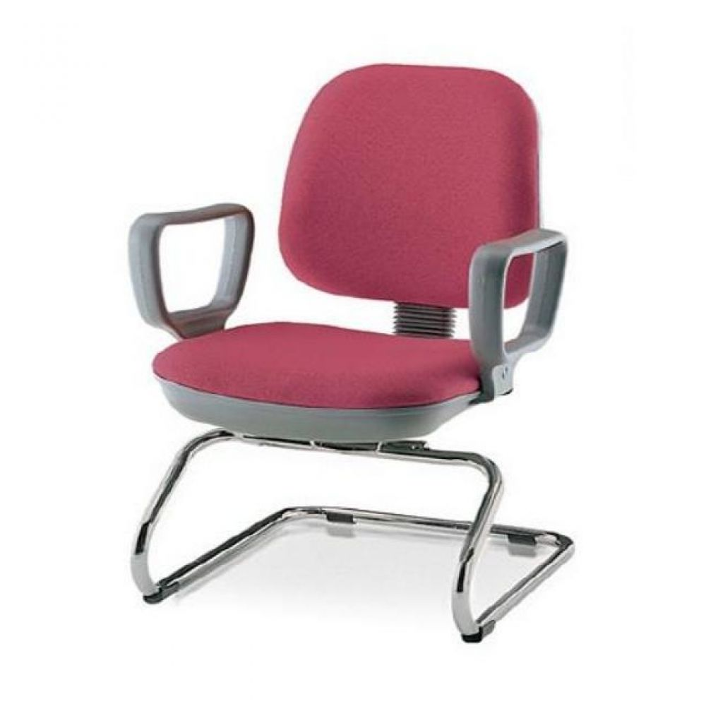 회의용 고정의자 2호 팔유(올쿠션) 531-PS2053 사무실의자 컴퓨터의자 공부의자 책상의자 학생의자 등받이의자 바퀴의자 중역의자 사무의자 사무용의자
