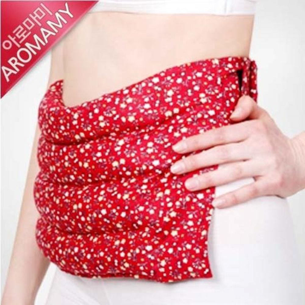 GR 허브찜질팩 허리 복부용 기본 커버포함 찜질팩 찜질용품 핫팩 냉팩 어깨찜질팩 허리찜질팩 다용도찜질팩