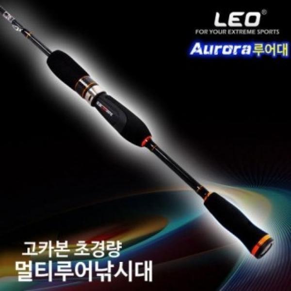 LEO 오로라 멀티루어낚시대 선상낚시대 고카본 초경량 릴낚시대 루어낚시 루어 낚시대 루어낚시대