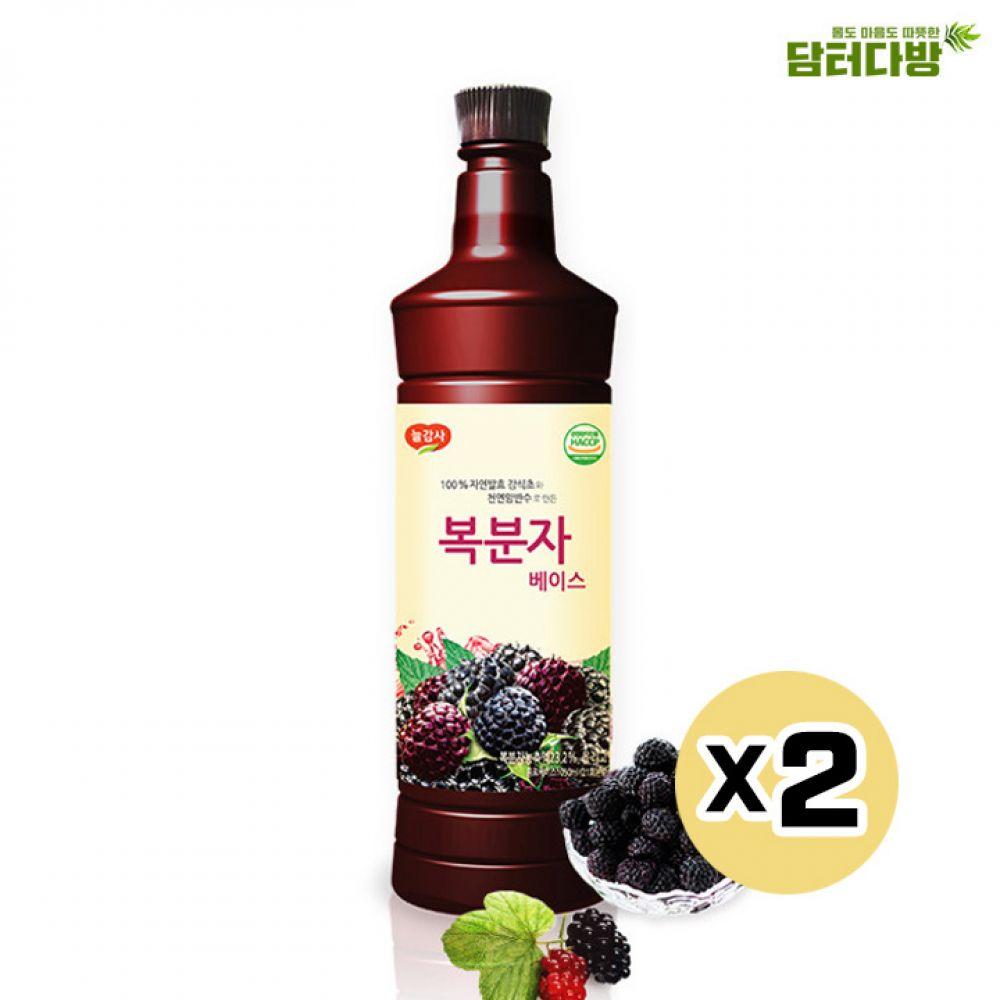광야 복분자 베이스 1050mlX2 광야 광야복분자베이스 복분자베이스 음료베이스 광야음료베이스 복분자차 복분자음료수