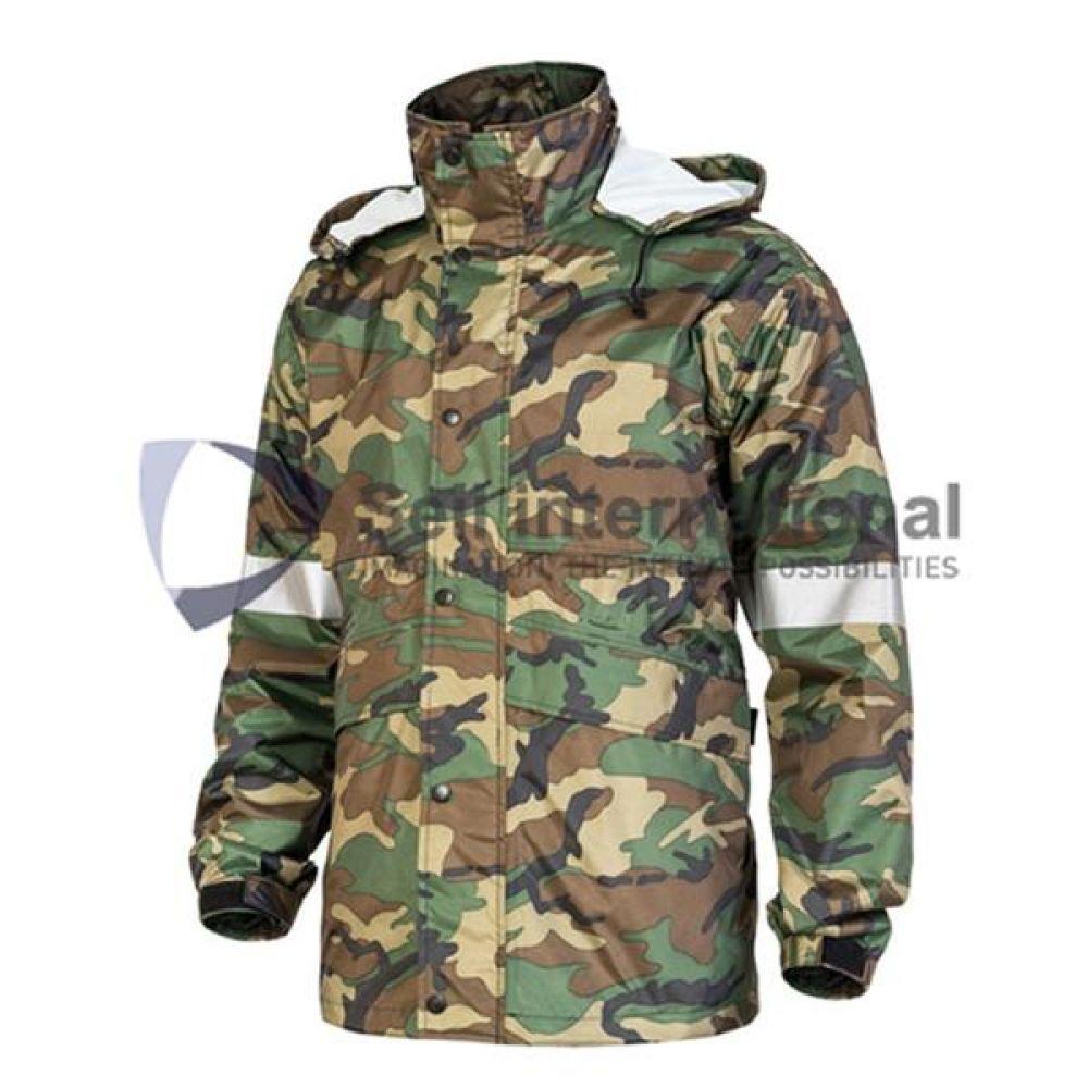 제비표 우의 Si-903N 밀리터리레져용 우비 비옷 개인보호구 보호복 우의 비옷 분리식우의 남성레이코트 남성비옷