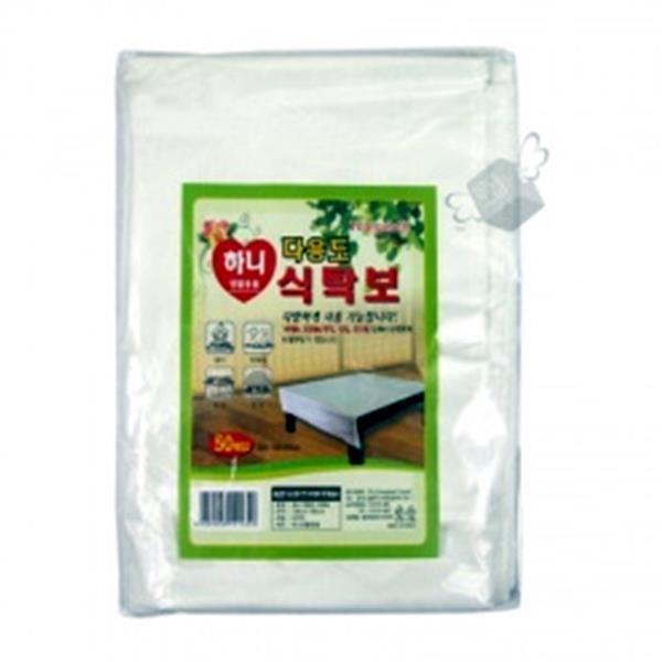 하니 다용도 식탁보 (50매) 식탁보 방수식탁보 일회용식탁보 비닐식탁보 식탁비닐