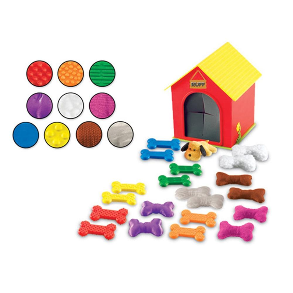 선물 어린이 아이 과학 학습 교구 러프의 촉감하우스 유아원 장난감 학습교구 교구 놀이교구